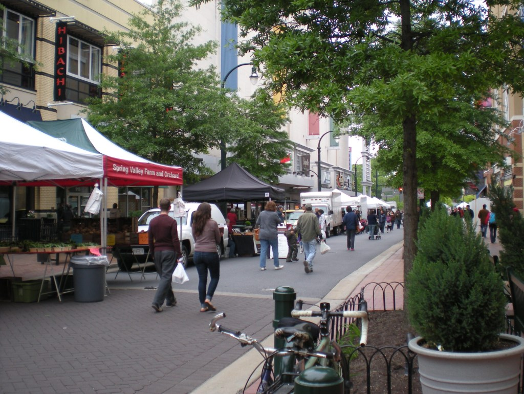 Nearby Farmer's Markets - Silver Spring