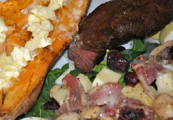 eat local venison loin, clarks elioak and spring pics 129