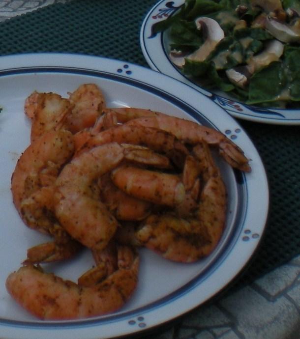 dinner shrimp 007