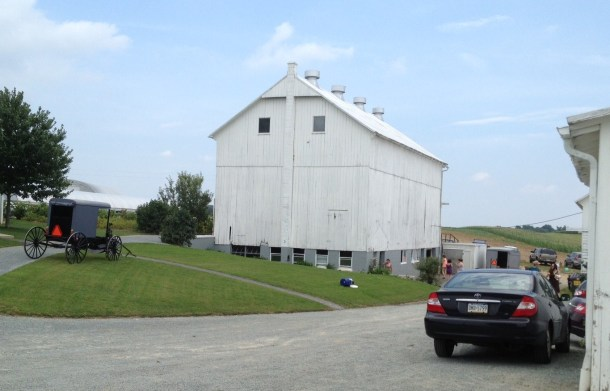 A Visit to an Amish Farm