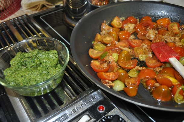 cooking with fall veggies 077