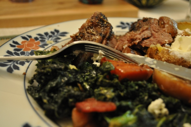 lamb dinner 044