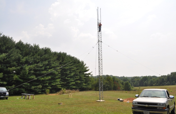 tower raising 019